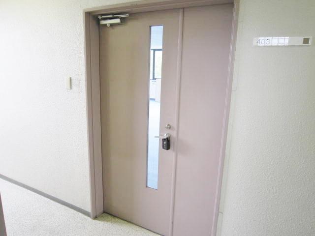室内出入口